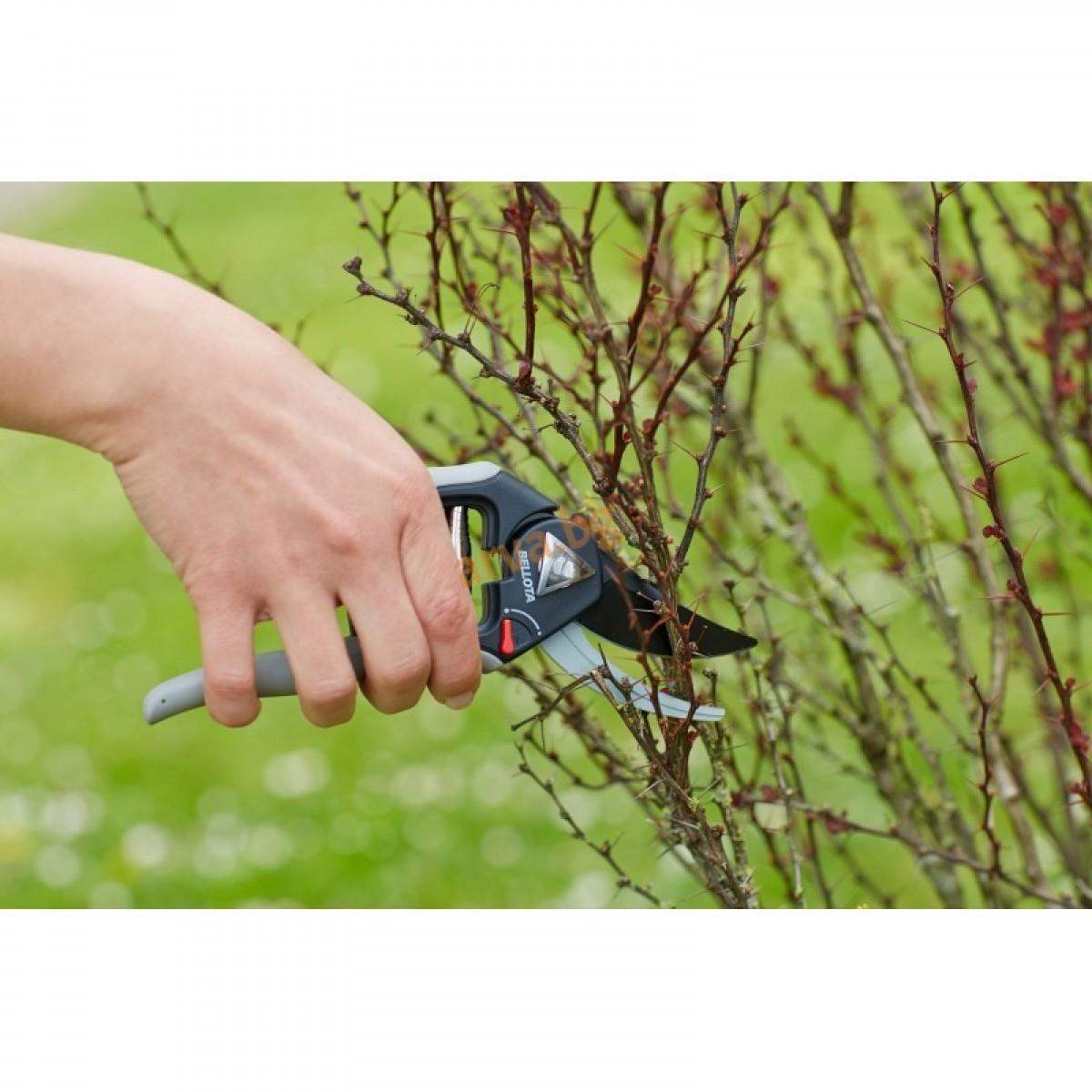 dārza šķēres zaļu zaru griešanai un atzarošanai BELLOTA 3403